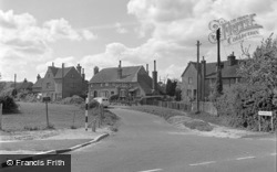 Brockham, The Borough 1958