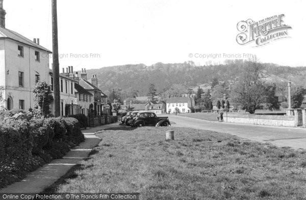 Brockham, The Green 1949
