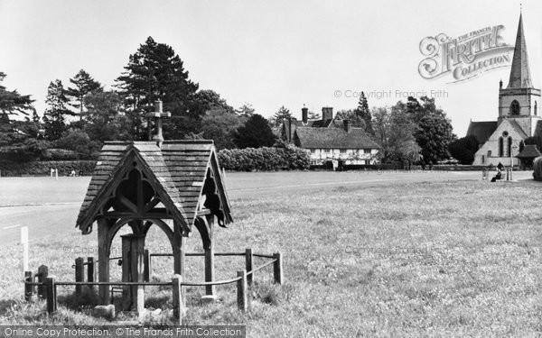 Brockham, The Pump 1958