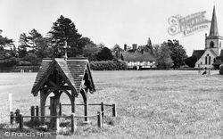 Brockham, The Pump 1958