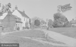 Brockham, The Royal Oak 1949