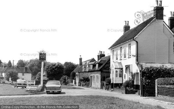 Brockham, The Royal Oak 1964