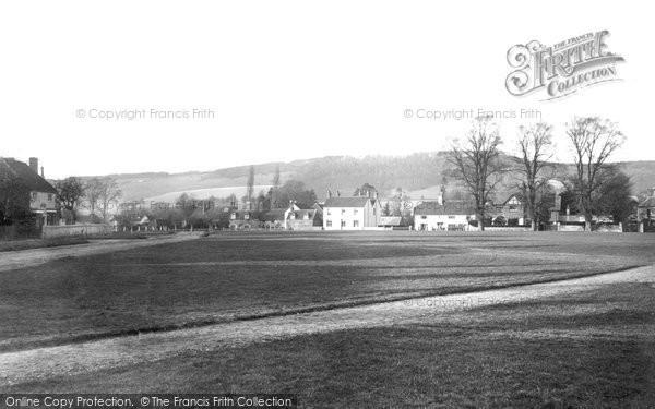 Brockham, The Village 1886