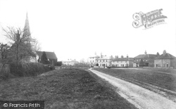 Brockham, The Village 1906