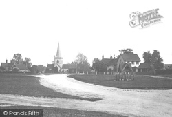 Brockham, Village 1900