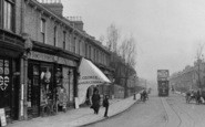 Brockley, Malpas Road c.1912
