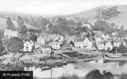 And The Wye c.1900, Brockweir