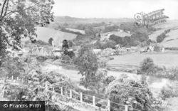 General View c.1955, Brockweir