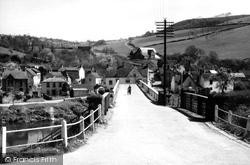 The Bridge c.1955, Brockweir