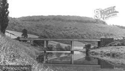 The River Wye c.1955, Brockweir