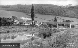 The Village c.1955, Brockweir