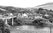 Brockweir, the Village c1955