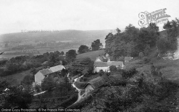 Brockworth, Coopers Hill 1907
