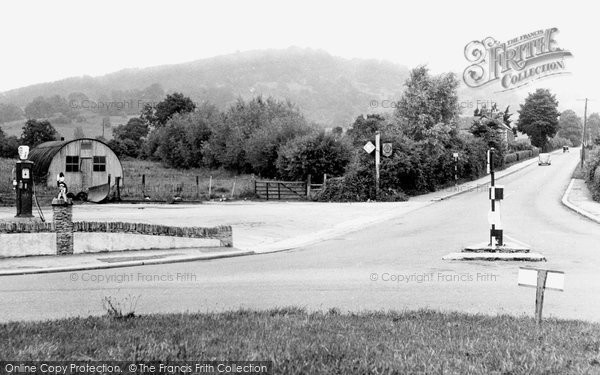 Brockworth, Coopers Hill And Stroud Road c.1955