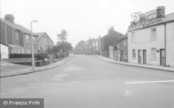 Fallibroome Road 1965, Broken Cross