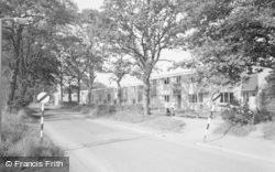 Priory Estate 1966, Broken Cross