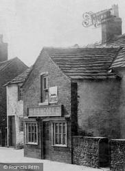Broken Cross, Sincock's Store 1903