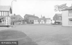The Post Office 1965, Broken Cross