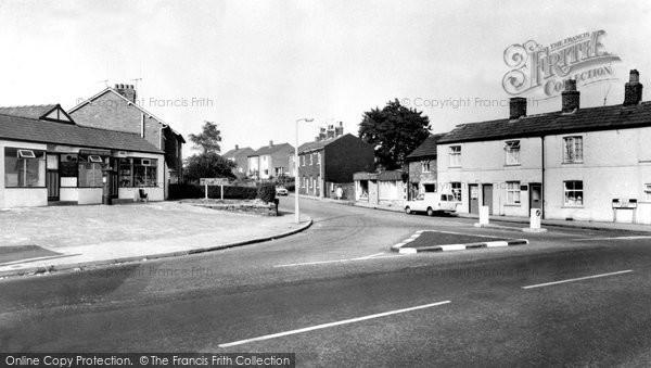 Broken Cross, The Post Office 1966