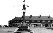 Bromborough, The Cross c.1955