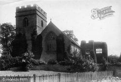 Bromfield, Church Of St Mary The Virgin 1904