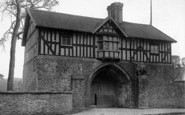 Bromfield, The Priory Gatehouse 1892