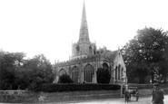 Bromham, St Nicholas Church 1899