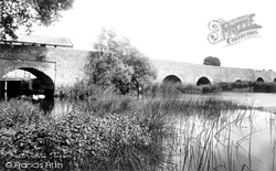 Bromham, The Bridge 1897