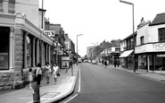 Bromley, East Street 1968