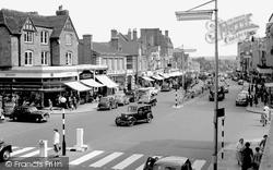Bromley, High Street 1957