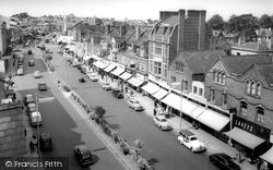 Bromley, High Street c.1957