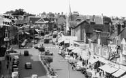 Bromley, High Street c1957