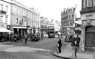 Bromley, Market Square 1948