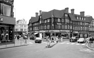 Bromley, Market Square 1968