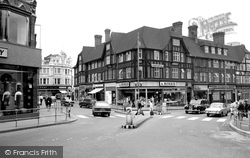 Bromley, Market Square 1968