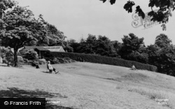 Bromley, Martins Hill c.1960