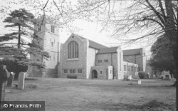 Bromley, Parish Church 1967