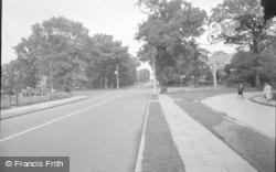 Bromley, Pickhurst Lane 1956