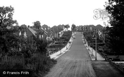 Bromley, Pickhurst Park 1959
