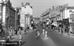 Bromley, The Broadway, High Street 1948
