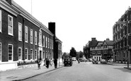 Bromley, Town Hall c.1965