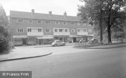 Bromley, Westmoreland Parade 1956