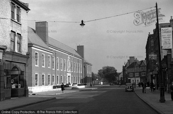 Photo of Bromley, Widmore Road 1948 - Francis Frith