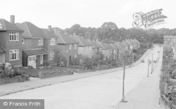 Bromley, Woodlea Drive 1959