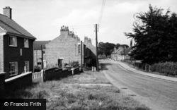 Northallerton Road c.1960, Brompton