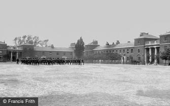 Brompton, R E Barracks 1894