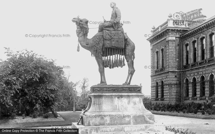 Brompton, The Gordon Memorial And R E Institute 1894