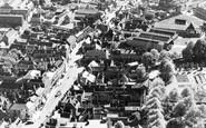 Bromsgrove, Aerial View c1955
