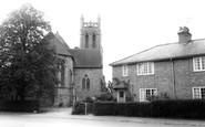 Bromsgrove, All Saints Church c.1965