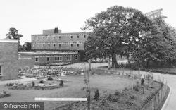 Bromsgrove, Cobham House, Bromsgrove School c.1960